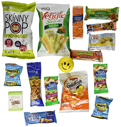 Healthy Snack Box 36 Individually Wrapped Snacks Buy
