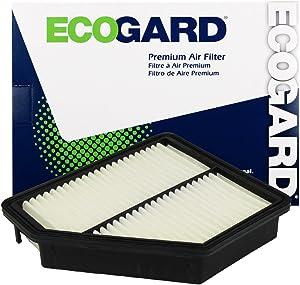 ECOGARD XA6104 Premium Engine Air Filter Fits Hyundai Genesis Coupe 2.0L 2010-2012