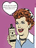 2014 I Love Lucy Weekly Engagement Calendar