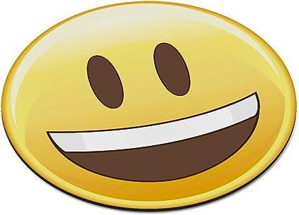 Emoji Original Smiley Circular Alfombra Ratón Ordenador PC