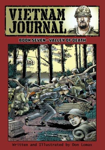 Vietnam Journal - Book Seven: Valley of Death by Caliber Comics