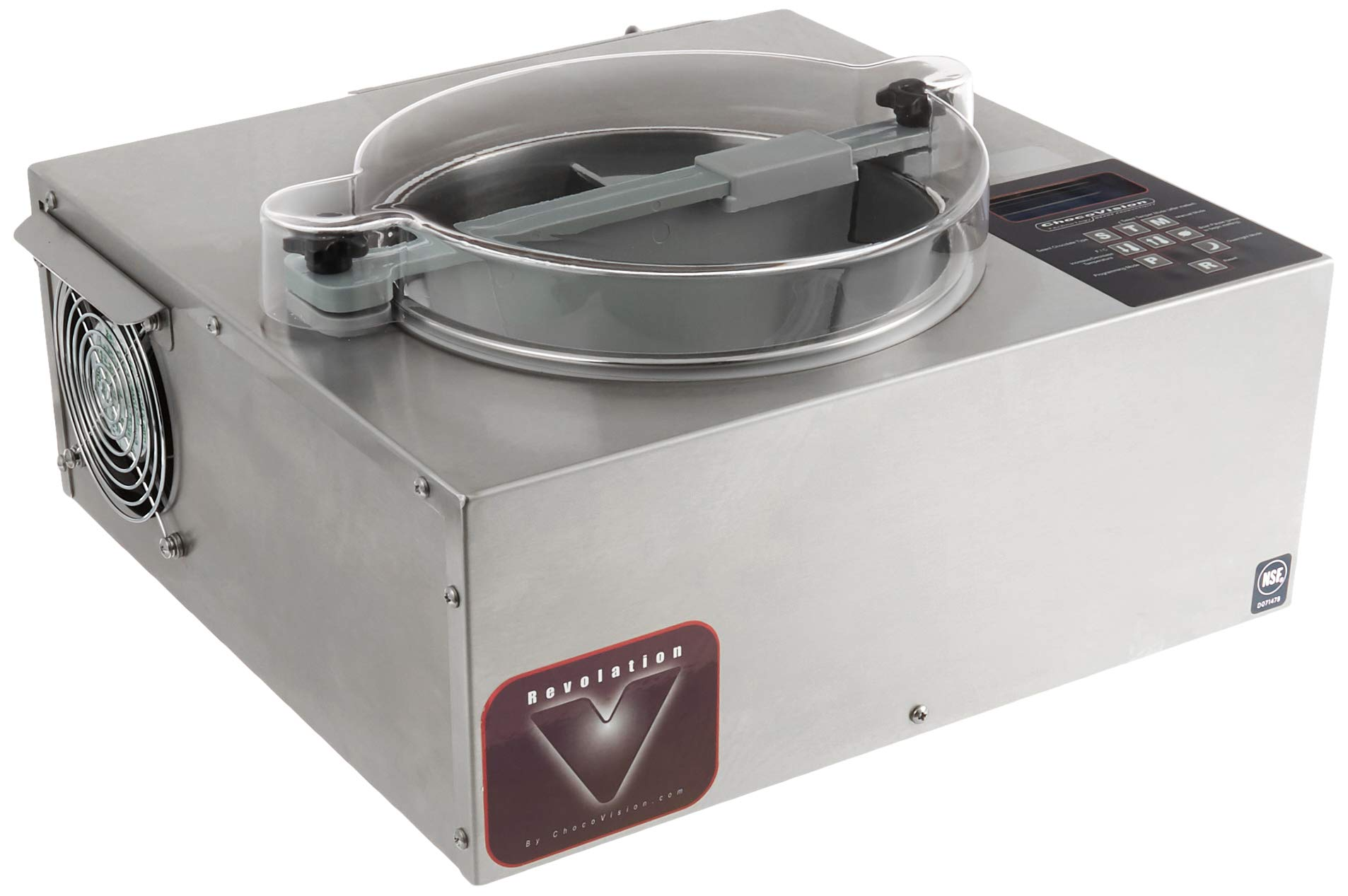 ChocoVision Revolation V Chocolate Tempering Machine, 9 lb. Capacity
