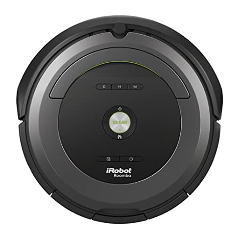 I Robot Roomba Opinioni.Robot Aspirador Roomba R681 Amazon Co Uk Kitchen Home