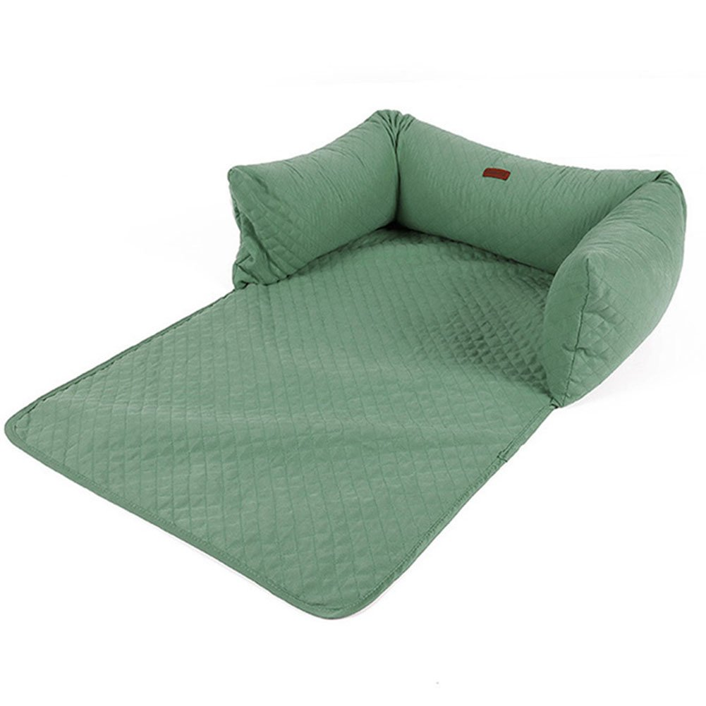 RONSHIN Winter Thickened Pet Sofa Bed Warm Mat Cushion Pet Supplies Decoration