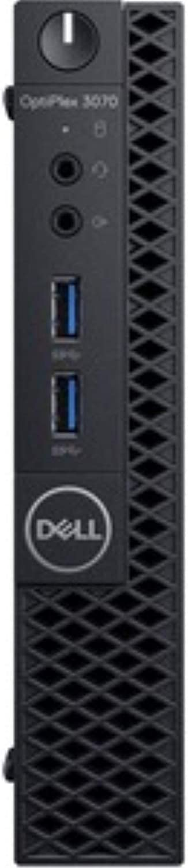 Dell OptiPlex 3070 Desktop Computer - Intel Core i3-9100T - 4GB RAM - 128GB SSD - Micro PC