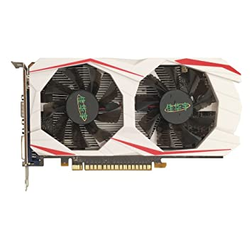 Dailyinshop GTX750TI 2G DDR5 Memoria 128bit Gaming Video ...
