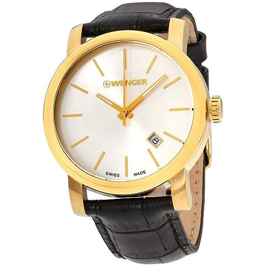 WENGER URBAN CLASSIC VINTAGE relojes hombre 01.1041.119: Amazon.es: Relojes