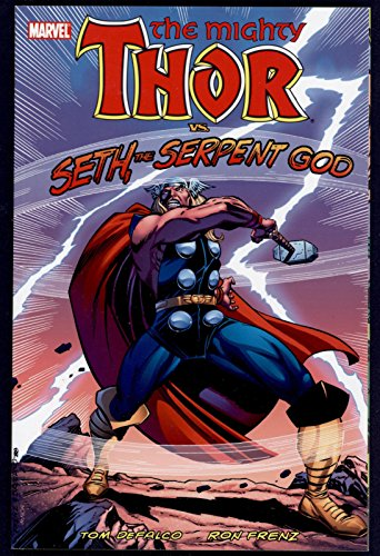 Thor vs Seth The Serpent God New Trade Paperback TPB Graphic Novel Marvel Comics