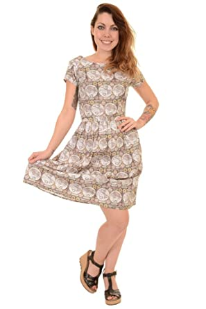 Ladies run fly 50s 60s retro vintage world map tea party dress ladies run fly 50s 60s retro vintage world map tea party dress gumiabroncs Images