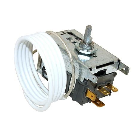 Electrolux Nevera Congelador termostato D077B6730: Amazon.es ...