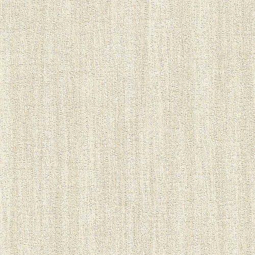 Shimmering Ivory Vinyl Wallpaper For Walls - Double Roll - Romosa Wallcoverings - Ivory Vinyl