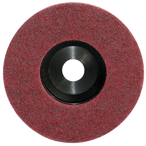Pearl 7'' x 5/8''-11 Al/Ox Surface Preparation Wheel (Pack of 10)