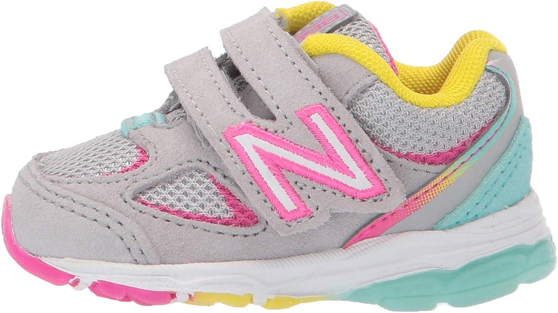 | New Balance Kids' 888 V2 Hook and Loop Running Shoe | Sneakers