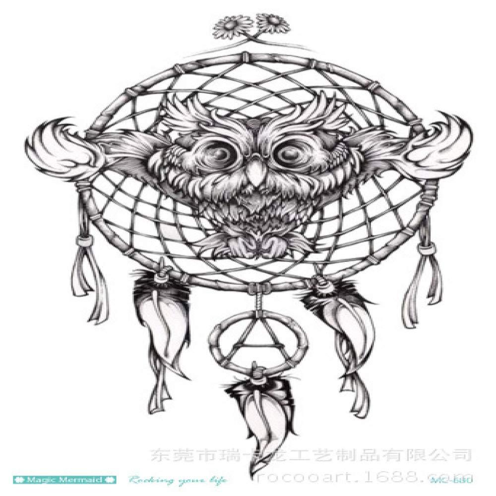 a mano atrapasueños tatuajes del tatuaje impermeable brazo de la ...