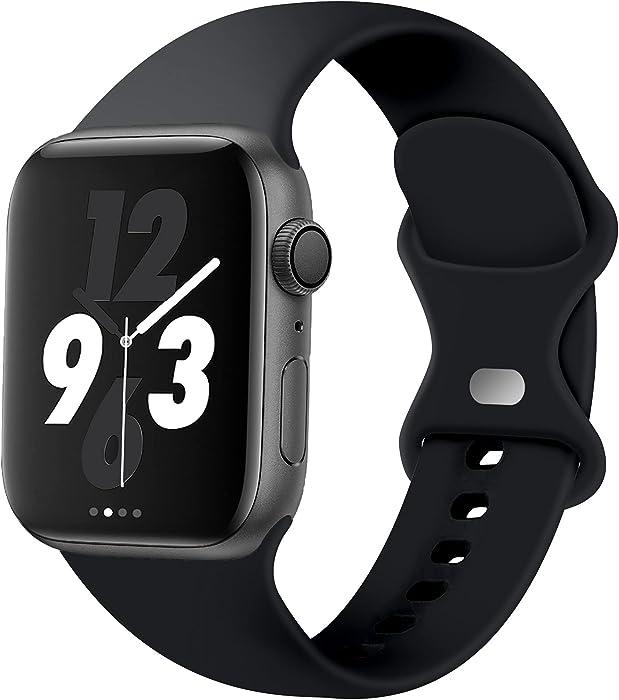 Updated 2021 – Top 10 Apple Watch 3 42Mm Black