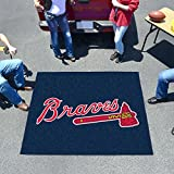 Atlanta Braves Tailgate Area Rug 5' x 6'