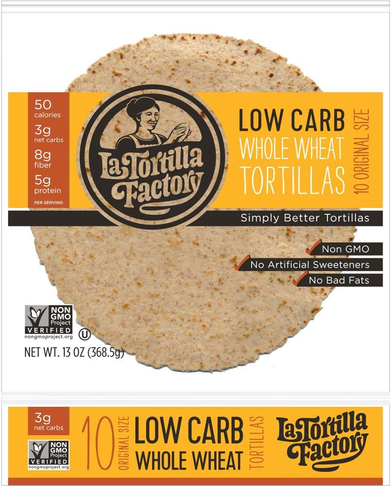 Top 10 Best Low Carb Tortillas for Keto