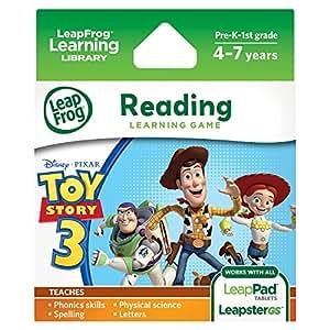 Leapfrog Toys (Uk) - Videojuego para niños Toy Story (Leap Frog) (versión en inglés)