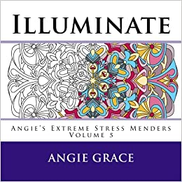 Illuminate Angies Extreme Stress Menders Volume 5 Angie Grace 9781544073521 Amazon Books