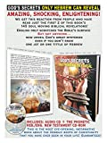 God's Secrets Only Hebrew Can Reveal - 145 Revelations That English Bibles Have Kept in the Dark. Hard Cover + 1 Audio CD and Hebrew/English Phonetic New Testament CD - By Dr. Danny Ben-Gigi