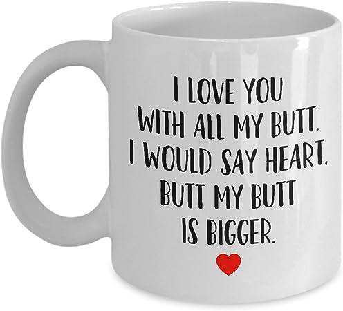 Amazon.com: mycozycups regalo para novio, marido, novia ...