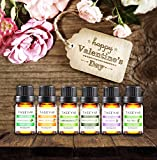 TASEYAR-Therapeutic-Grade-Aromatherapy-Essential-Scented-Oil-Lavender-Tea-Tree-Eucalyptus-Peppermint-Lemongrass-and-Sweet-Orange-Set-of-6-10-MilliliterEach