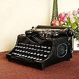 GFEI artículos de decoración GFEI Hecho a mano la artesanía/ventana de hierro antigua máquina de escribir modelo…