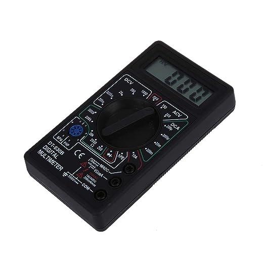 1 opinioni per Sodial(R) DT830B- Multimetro digitale 19 kΩ/V
