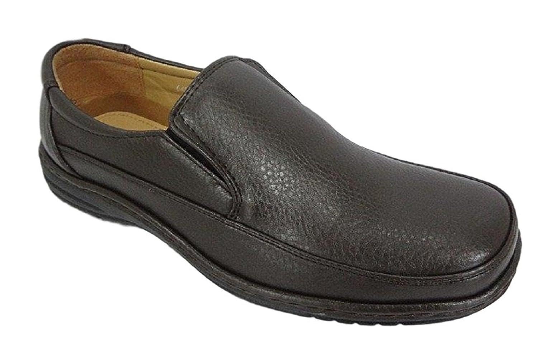 be7d4d5e82a049 Maximus Men s Dress Slip-On Tumbled Grain Shoe 64356 lovely ...