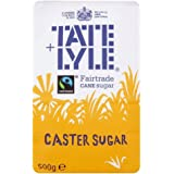Tate & Lyle Fairtrade Caster Sugar (500g)
