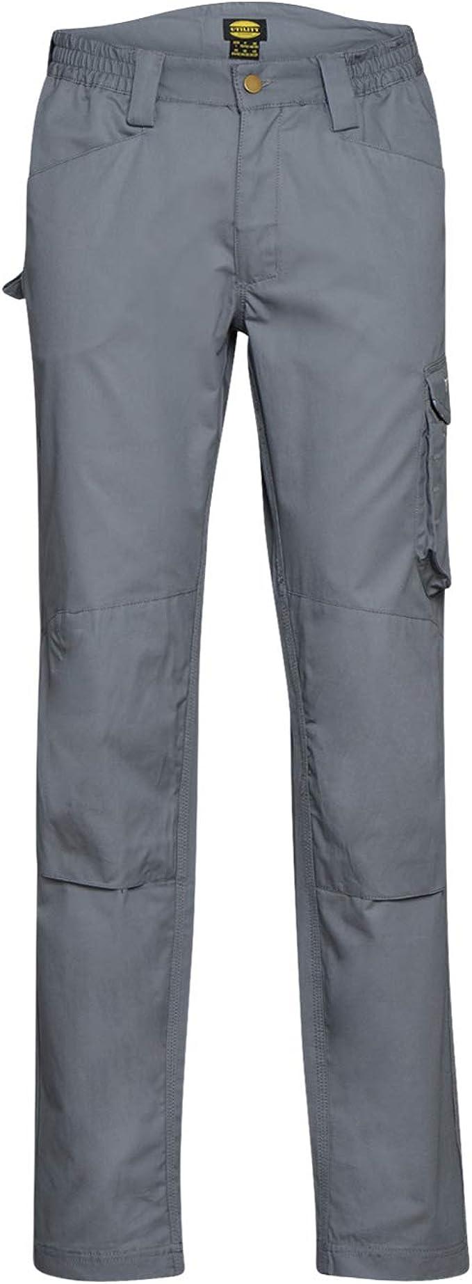 Pantalone da Lavoro Rock Light Cotton ISO 13688:2013 per Uomo IT M Utility Diadora