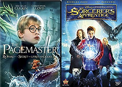 Amazon Com Disney The Sorcerer S Apprentice Dvd Set The