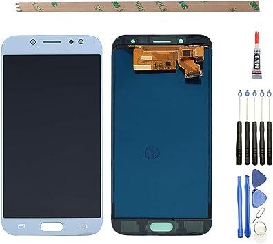 West Dragon LCD Pantalla Táctil para Samsung Galaxy J7 Pro 2017 Pantalla Repuesto de Pantalla Completo con Herramientas para Samsung Galaxy J7 Pro 2017 j730g j730 j730 F: Amazon.es: Electrónica
