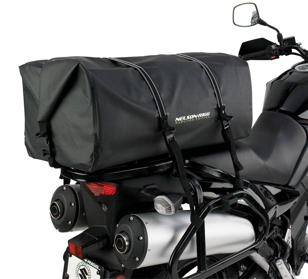 Nelson-Rigg SE-2030-ORG Hi-Visibility Orange Large Adventure Dry Bag