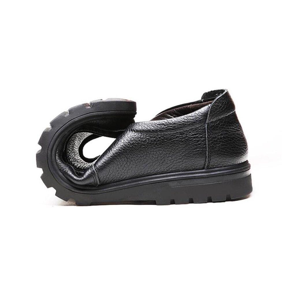GFP GFP GFP Herren Lederschuhe, Frühling Herbst Flache Schuhe, Comfort Loafers & Slip-Ons, Herrenmode Schuhe, Wanderschuhe, Business-Schuhe 259cf4