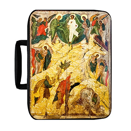 Russian Orthodox Icon Transfiguration Insulated Lunch Box Bag
