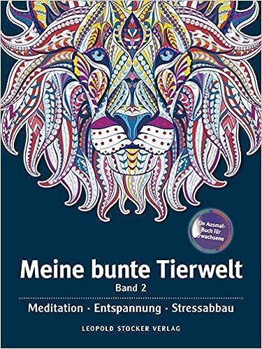 Livre Meine bunte Tierwelt Band II de l'éditeurStocker Leopold Verlag