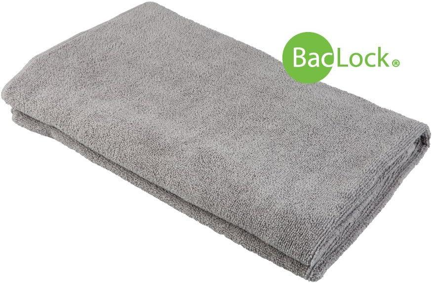 Norwex Graphite Microfiber X-Large Bath Towel