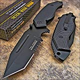 Tac-force Large Tactical Tanto Point Pocket Knife New!!