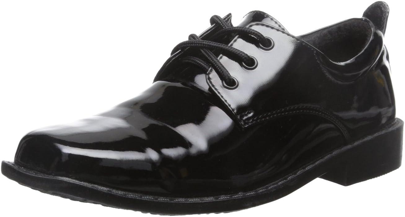 TipTop Patent Dress Oxford Shoes