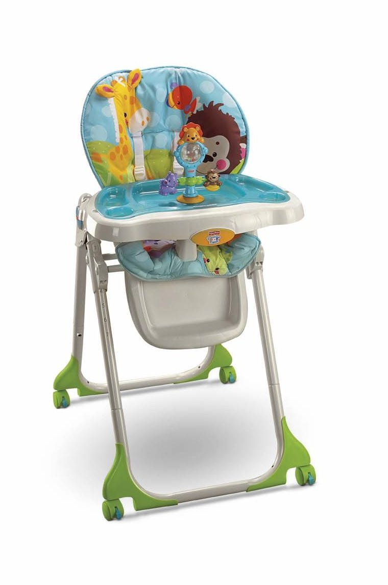Fisher price precious planet high chair - Amazon Com Fisher Price Precious Planet High Chair Discontinued By Manufacturer Childrens Highchairs Baby