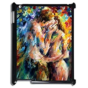 ALICASE Diy Cover Custom Case The Kiss For IPad 2,3,4 [Pattern-1]