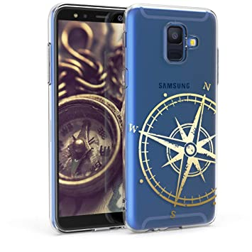 kwmobile Funda para Samsung Galaxy A6 (2018): Amazon.es: Electrónica