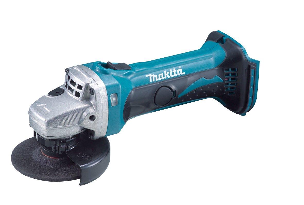 マキタ(makita) 100mm充電式ディスクグラインダー 18V バッテリー・充電器・ケース別売 GA402DZ