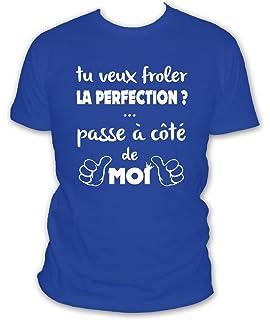 9c624e78ded93 L abricot blanc T-Shirt Humour sauf Erreur de ma Part J Ai Toujours ...