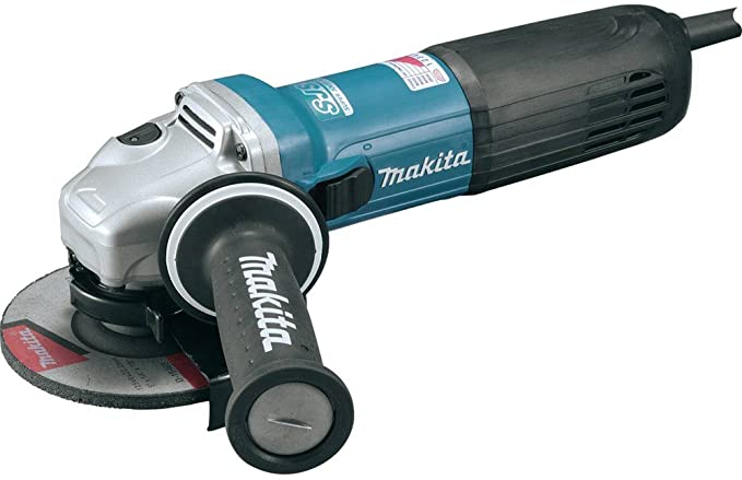 Makita High Power Angle Grinder, 4-1/2""
