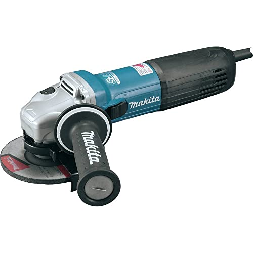 Makita GA4542C SJSII High Power Angle Grinder, 4-1 2