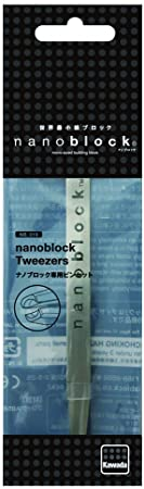 Nanoblock Nanoblock dedicated tweezers NB-019 Kawada