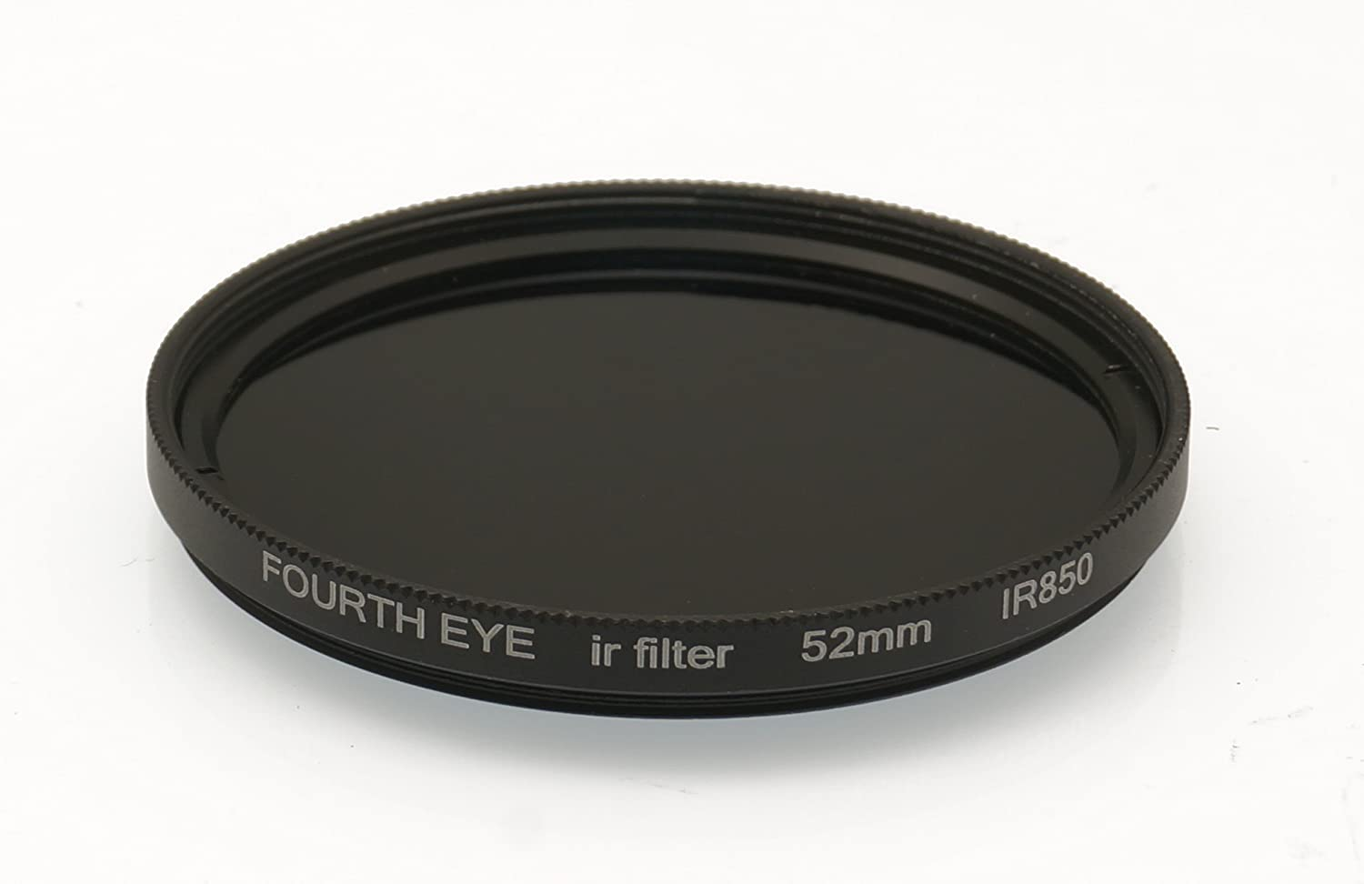 Fourtheye 52mm 850nm IR Infrared Filter for Panasonic Lumix G Vario 45-150mm F4-5.6 ASPH Mega OIS