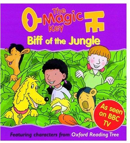 Amazon.com: The Magic Key: Biff of the Jungle (The magic key story ...